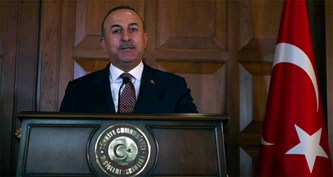 Bakan Çavuşoğlu: 'Bugün itibariyle yurt dışında 507 vatandaşımız vefat etti'