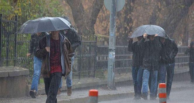 Meteorolojiden son dakika yağış uyarısı