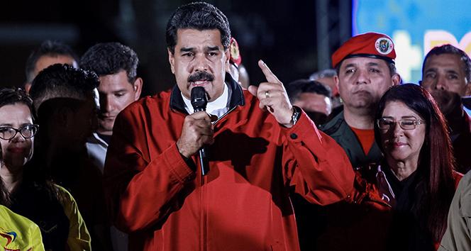 Venezuela'dan ambargoya karşı hukuki hamle geldi