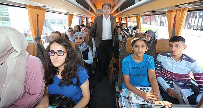 Gaziosmanpaşa Belediyesi'nden başarılı öğrencilere Bosna Hersek gezisi