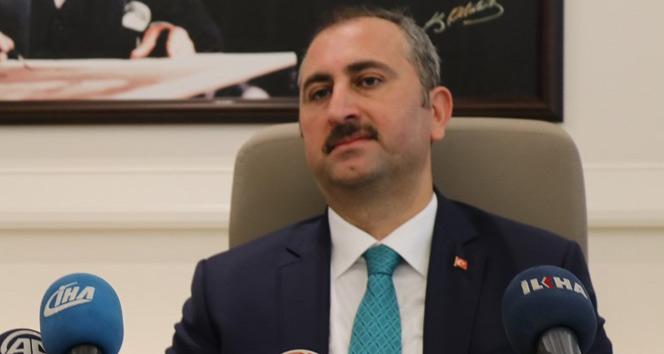 Adalet Bakanı Gül'den tren kazası ile ilgili açıklama