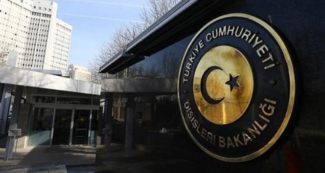 Dışişleri Bakanlığı: 'ABD askeri makamlarının vaatleri yerine getirilmemiştir'
