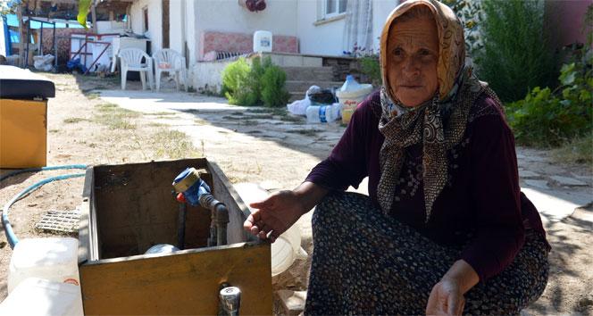 Kırıkkale'de susuzluk çilesi