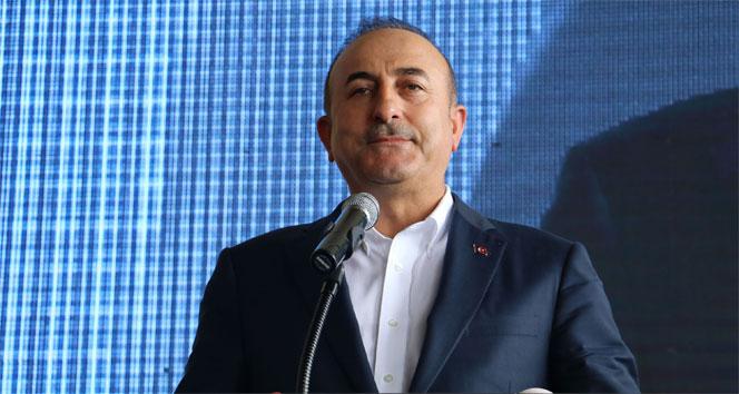 Bakan Çavuşoğlu'ndan FETÖ açıklaması