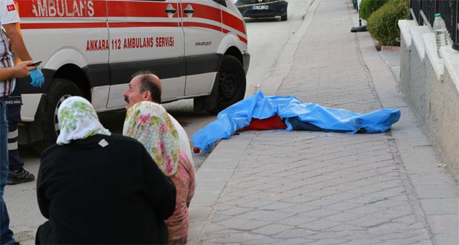 Komşusunu silahla vurdu ardından intihar etti