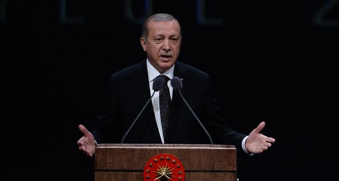 Cumhurbaşkanı Erdoğan: AB serbest dolaşım vermedi de dünya başımıza mı yıkıldı?