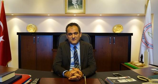 BEÜ Rektörü Mahmut Özer, ÖSYM Başkanı oldu