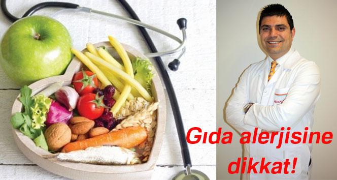 Çocuklarda gıda alerjisine dikkat