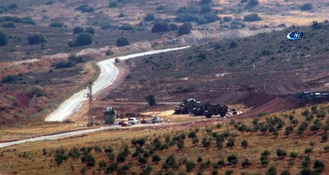 İdlib sınırında doçka sesleri