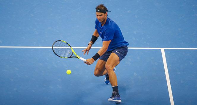 Nadal, Şanghay Masters'da yarı finalde
