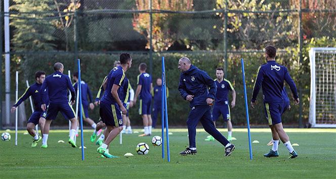 Fenerbahçe, Malatyaspor maçı hazırlıklarını sürdürdü