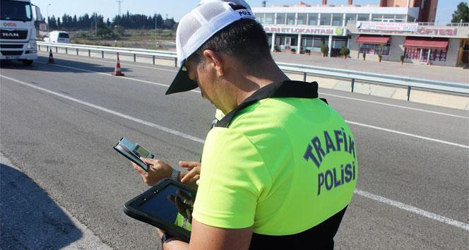 Kusurlu sürücülere 1 günde 92 bin 134 TL para cezası kesildi