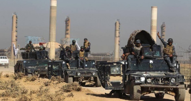 Bağdat, Anbar'ın batısını kurtarma operasyonu başlattı