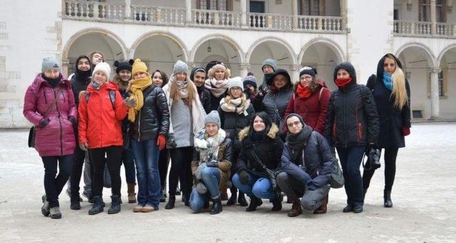 Sultangazi Uğur Lisesi öğrencileri Erasmus+ kapsamında Litvanya'ya gitti