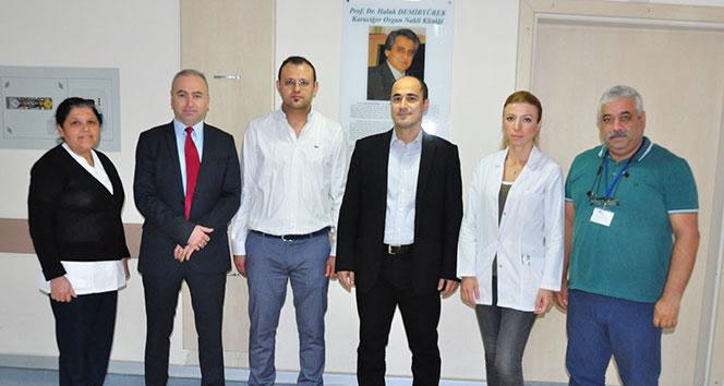 Türkiye'de 24 bin 797 hasta organ bekliyor