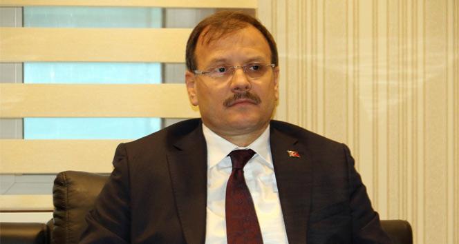 Başbakan Yardımcısı Çavuşoğlu: 'Kerkük bir Türkmen şehridir Türkmen kardeşlerimiz de bizim kırmızı çizgimizdir'