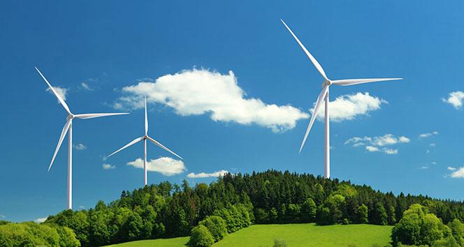 Rüzgar Enerji Santralleri betonlaşmayı önlüyor