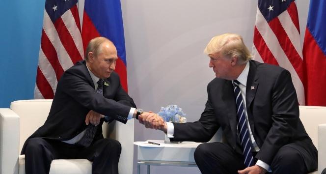 Putin ve Trump, yarın görüşecek