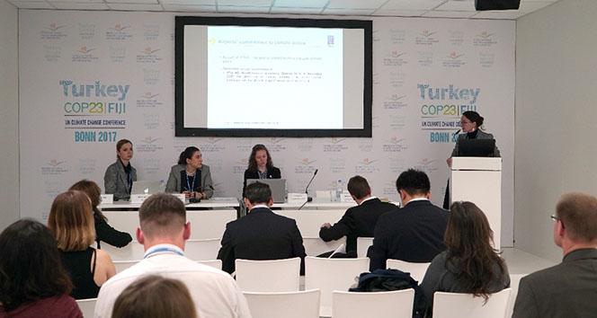 Dev proje BM İklim Konferansı'nda