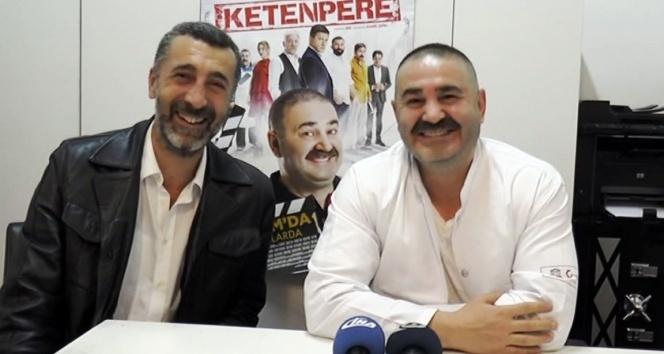 'Ketenpere' filminin tanıtımında 'Kolpaçino' müjdesi
