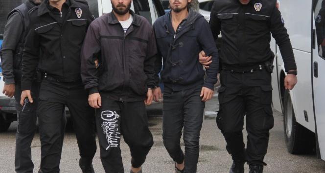 Uyuşturucu operasyonunda 7 kişi yakalandı