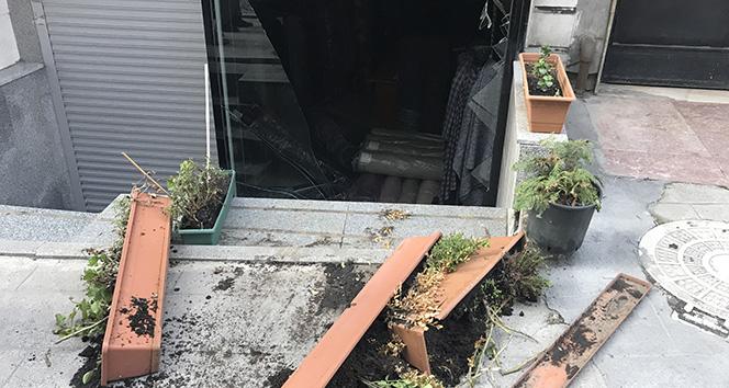 İstanbul'un göbeğinde dakikalarca süren soygun