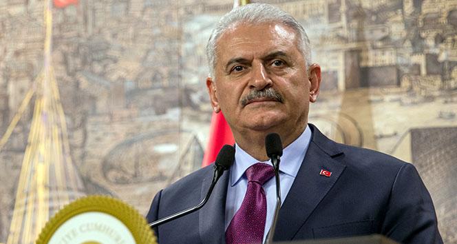 Başbakan Yıldırım, Destici'ye geçmiş olsun dileklerini iletti