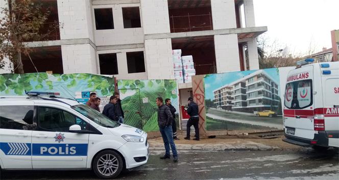 Kadıköy'de iş kazası: 1 ölü