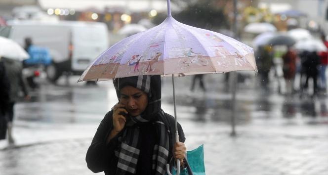 Bu illerde yaşayanlar dikkat! Sağanak yağış geliyor 17 Mayıs yurtta hava durumu