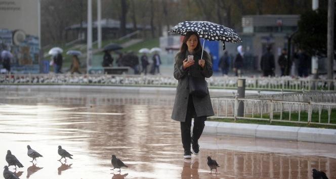 Ege'de kuvvetli gök gürültülü sağanak yağış uyarısı