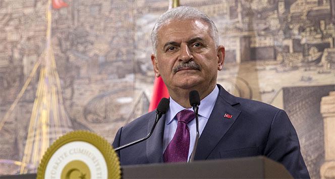 Türkiye'den Ermenistan'a rest! Başbakan Yıldırım: 'Karşılığı olur'
