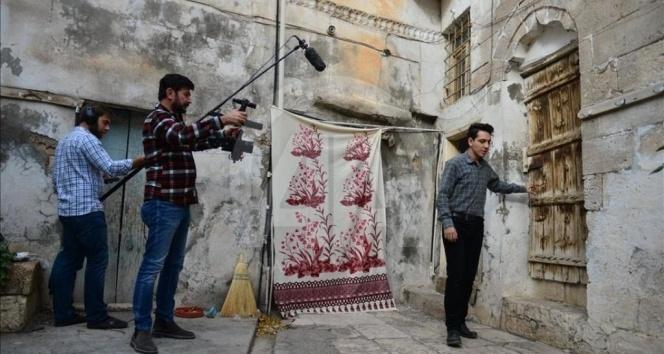 Ünlü Yönetmen Mustafa Akkad'ın hayatını konu alan kısa film Şanlıurfa'da çekildi