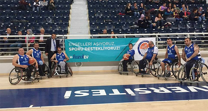 FuzulEv, 1453 Engelliler Spor Kulübü'ne sponsor oldu