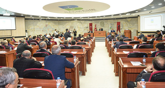 Büyükşehir Belediye Meclisi'nden Kudüs tepkisi