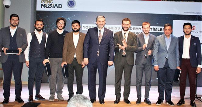 Ortadoğu Grup'tan genç girişimcilere destek