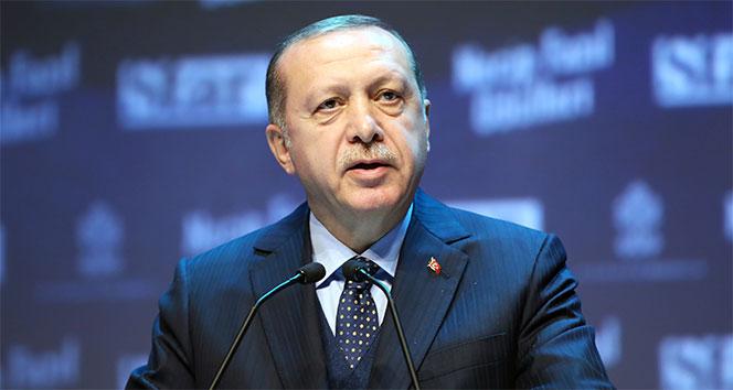 Cumhurbaşkanı Erdoğan: 'Ey NATO sen ne zaman olacak da yanımızda yer alacaksın'