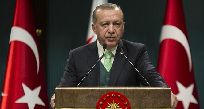 Cumhurbaşkanı Erdoğan'dan 'Mehmet Akif Ersoy' mesajı