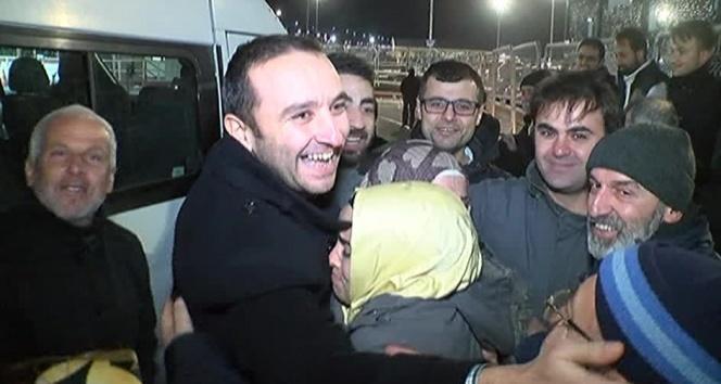 Mor beyin mağduru gazeteci Ömer Faruk Aydemir serbest bırakıldı