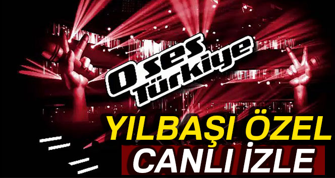 O Ses Türkiye Yılbaşı Özel programı izle TV8