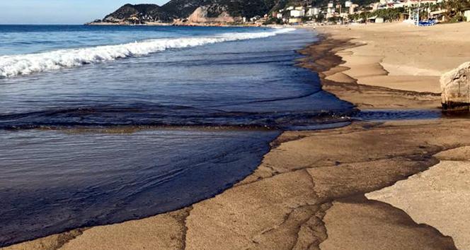 Dünyaca ünlü plajımız bu hale geldi