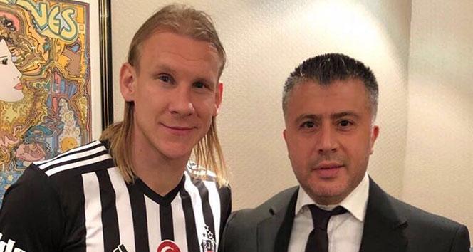 Domagoj Vida: 'Şampiyonlar Ligi'nde tur atlamak için çaba göstereceğiz'