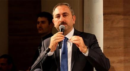 Adalet Bakanı Gül: Gücünü milli iradeden alan bir Türkiye var artık