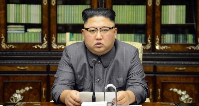 Kuzey Kore Lideri Kim'den Seul'e ziyaret sözü