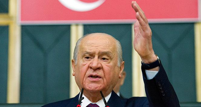 Bahçeli'den UEFA'nın 'asker selamı' incelemesine tepki