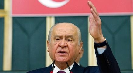 MHP lideri Bahçeli: Türkiyede siyasal istikrar hakimdir