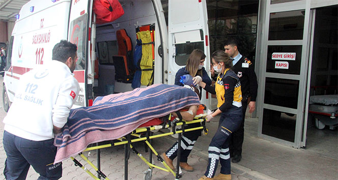 Suriye'de el yapımı patlayıcı infilak etti: 1 ölü, 1 yaralı