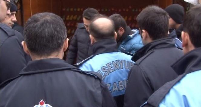 İstanbul'da yasadışı şans oyunu oynatan yerlere baskın