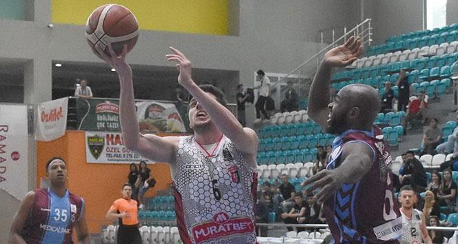 Muratbey Uşak, Trabzonspor'u konuk ediyor