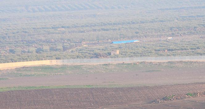 Suriye sınırında haraketlilik