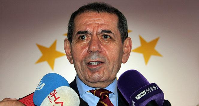 Dursun Özbek: '508 milyon TL, arsanın ekspertiz değeridir'